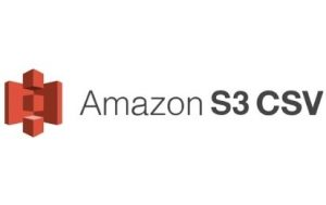 Amazon S3 csv integraatio